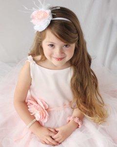 Lovely  flower girls dresses by Us Angels
